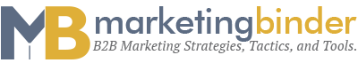 Marketing Binder Logo